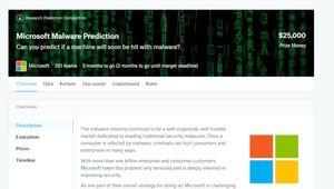 Microsoft: un concours pour prédire quels PC seront infectés