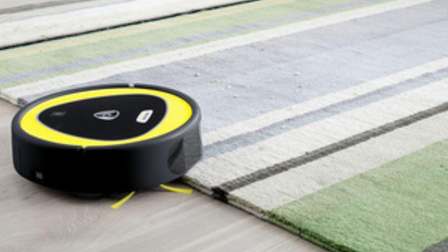 Test et avis : Aspirateur Robot Kärcher RC 3 | Habitat