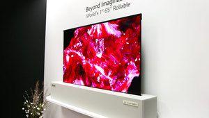 TV Oled: le modèle enroulable chez LG se confirme