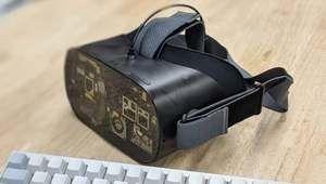 Le créateur de l'Oculus Rift présente son mod GoBlack de l'Oculus Go