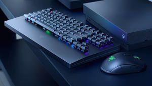 Razer révèle son ensemble clavier-souris Turret pour Xbox One