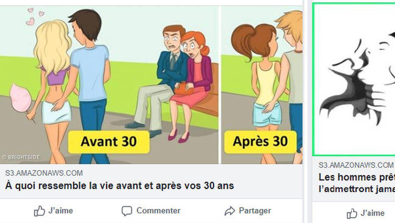 Attention, campagne d'hameçonnage viral sur Facebook