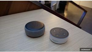 Alexa: des enregistrements audio envoyés à la mauvaise personne