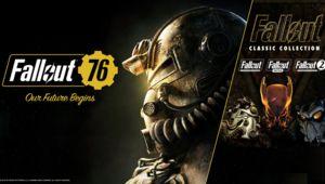 Bethesda offre Fallout Classic Collection aux joueurs de Fallout 76