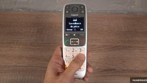 [Épuisé] Bon plan – Téléphone Fixe Gigaset E560 à 29,99€
