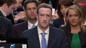 """Facebook: Zuckerberg se dit """"très fier des progrès réalisés"""" en 2018"""