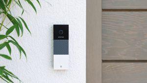 CES 2019 – Netatmo dévoile son interphone, le Smart Video Doorbell