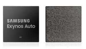Samsung place son processeur Exynos Auto V9 chez Audi