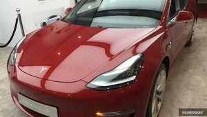 Tesla Model 3: 14000 commandes en Europe