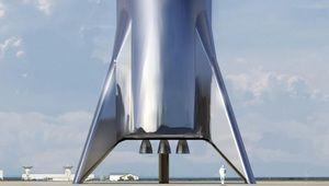 [MàJ] SpaceX: une photo du prototype de Starship terminé