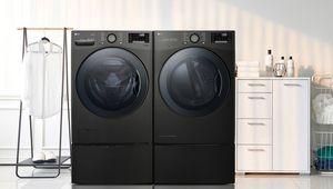 CES 2019 – LG présente son nouveau lave-linge séchant TwinWash