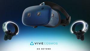 CES 2019 – HTC révèle ses casques VR Vive Cosmos et Vive Pro Eye