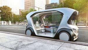 CES 2019 – Bosch dévoile sa propre navette autonome