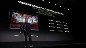 CES 2019 – Nvidia rend certains moniteurs FreeSync compatibles G-Sync