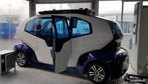 CES 2019 – Mobility Pod, la navette autonome française devenue réalité