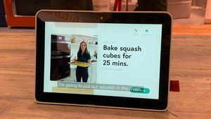 CES 2019 – KitchenAid lève le voile sur une tablette de cuisine