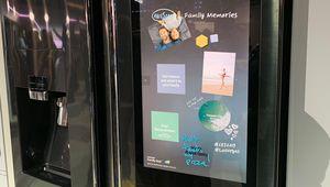 CES 2019 – Samsung met à jour son Family Hub