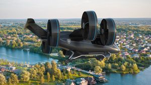 CES 2019 – Bell présente le Nexus, sa navette volante autonome