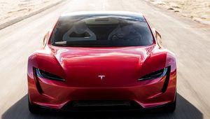 Le Roadster Tesla se prendra pour un avion avec le pack SpaceX