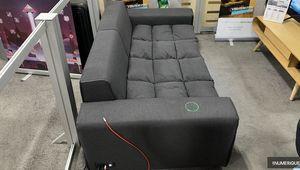 CES 2019 – Miliboo réitère l'expérience du canapé connecté