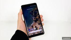 Soldes – Le Google Pixel 2 XL à 399€