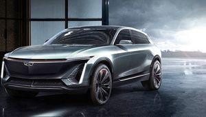 Premier SUV électrique signé Cadillac en 2022