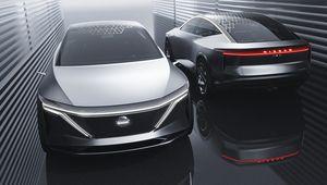 Nissan IMs ou le retour de la berline électrique