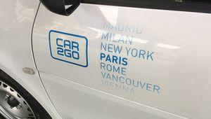Car2Go, l'autopartage de Daimler débarque enfin à Paris