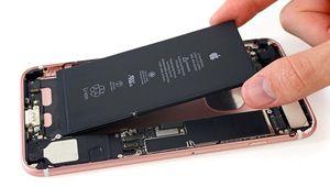 Apple a remplacé 11millions de batteries d'iPhone l'année dernière