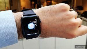 Bon plan – Apple Watch Series 3 38mm à 279€