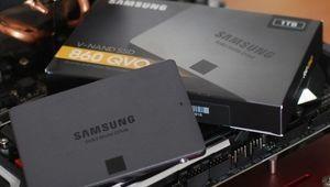 Bon plan – Le SSD Samsung 860 Qvo de 1To à 134,91€