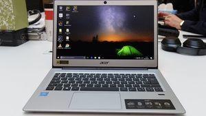 Soldes 2019 – L'Acer Swift 1 à 300€