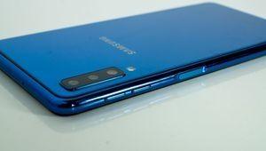 Samsung lancerait dix GalaxyA durant la première moitié de l'année
