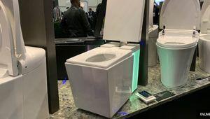 CES 2019 – Kohler présente les toilettes du futur qui intègrent Alexa