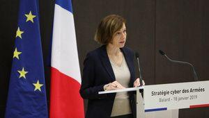 Florence Parly dote la France d'une doctrine militaire cyberoffensive