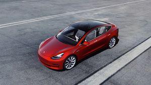 Homologation européenne accordée à la Tesla Model3