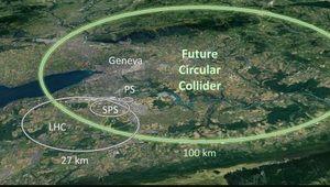 Collisionneur de particules: Elon Musk a discuté avec le CERN