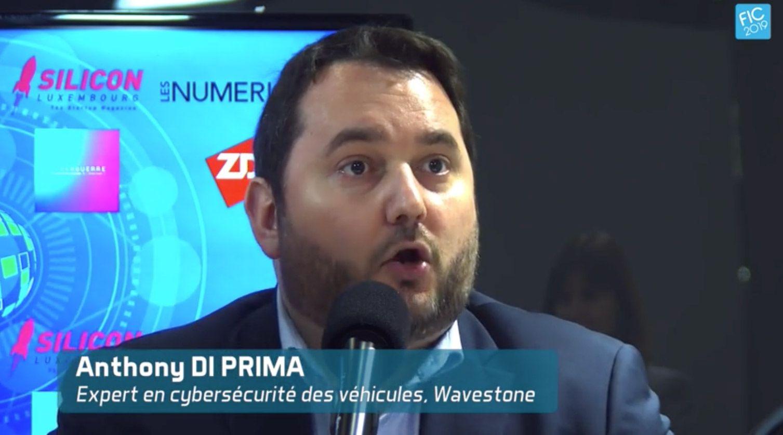 Voiture connectee cybersecurite