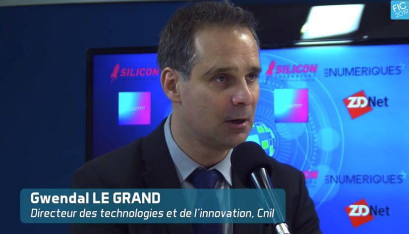 Interview de Gwendal Le Grand lors du FIC 2019
