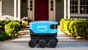 Amazon Scout: le gentil petit robot livreur de vos courses
