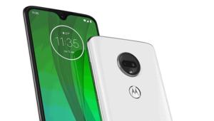 Motorola publie par erreur les caractéristiques de ses quatre Moto G7