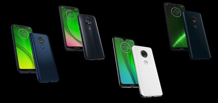 Motorola Moto G7 G7 Plus G7 Play G7 Power