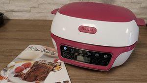 Labo – Le respect des températures du Tefal Cake Factory