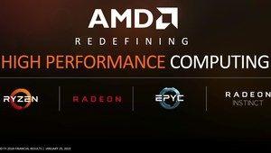 Résultats annuels d'AMD: un chiffre d'affaires en hausse de 23%