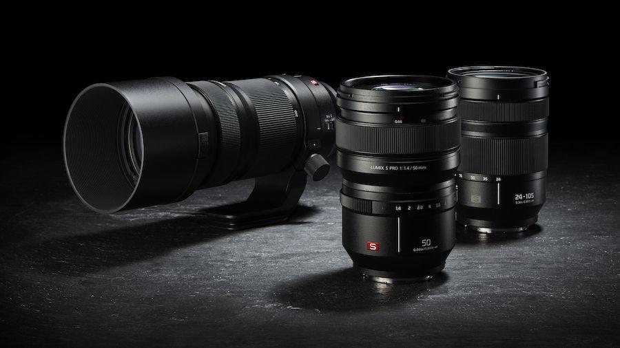 Les optiques S pour les nouveaux hybrides 24x36 de Panasonic