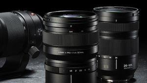 Les optiques de la gamme Lumix S et la L-Mount Alliance