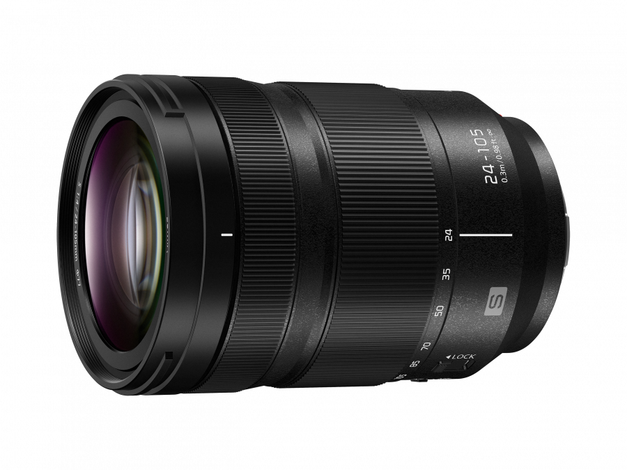 Panasonic S 24-105 mm f/4 Macro OIS