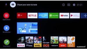 Sony met à jour ses téléviseurs avec AndroidTV8.0