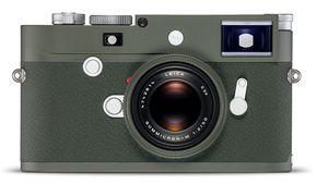 Leica M10-P: disponible en édition limitée Safari