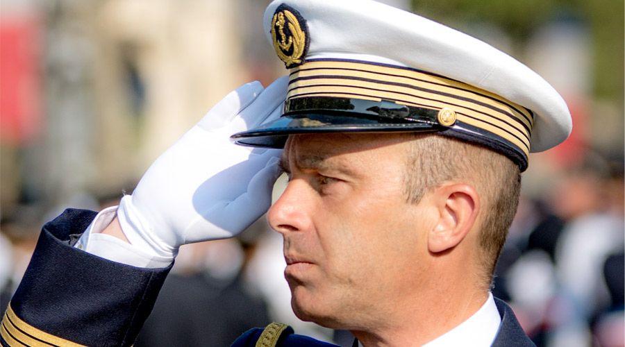 Capitaine de Vaisseau Bertrand LESELLIER DE CHEZELLES